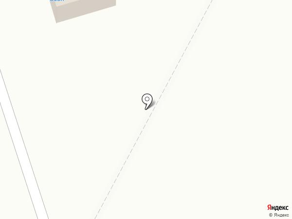 Весёлый ребёнок на карте Тамбова