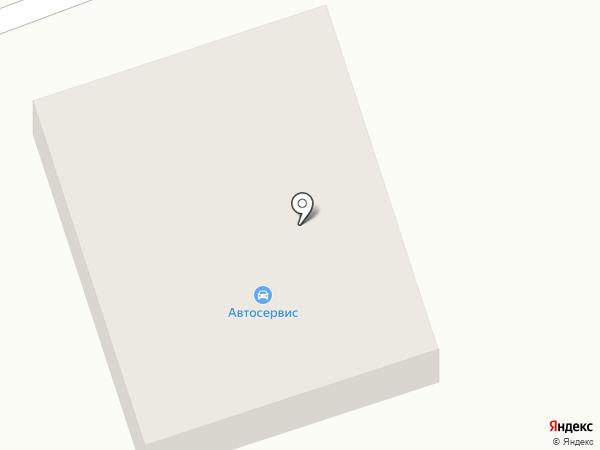 Автосервис на карте Тамбова