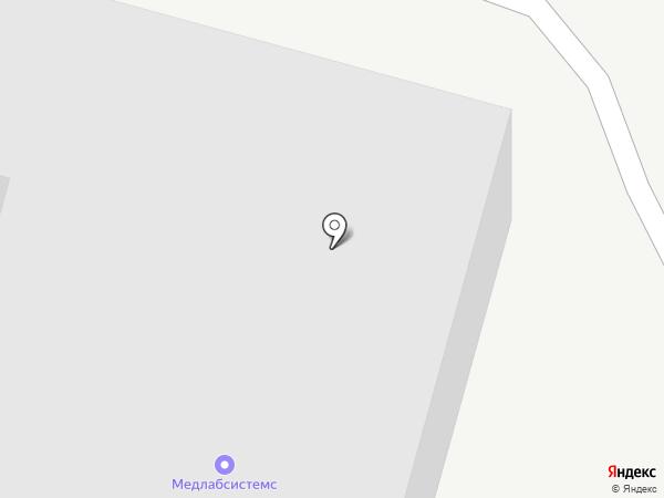 НИЦФ на карте Тамбова