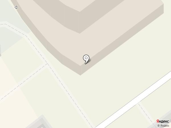 в Радужном на карте Тамбова