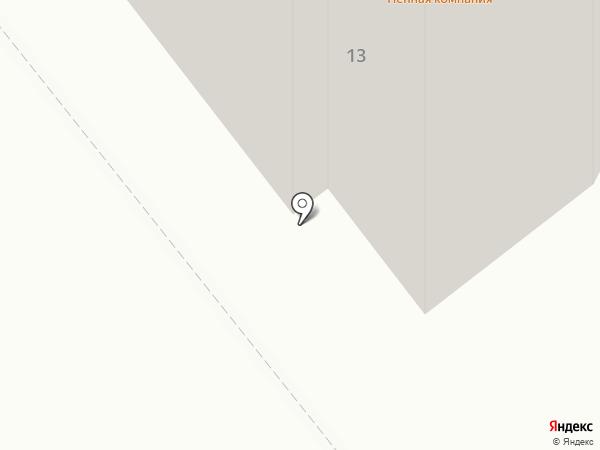 Пенная компания на карте Тамбова