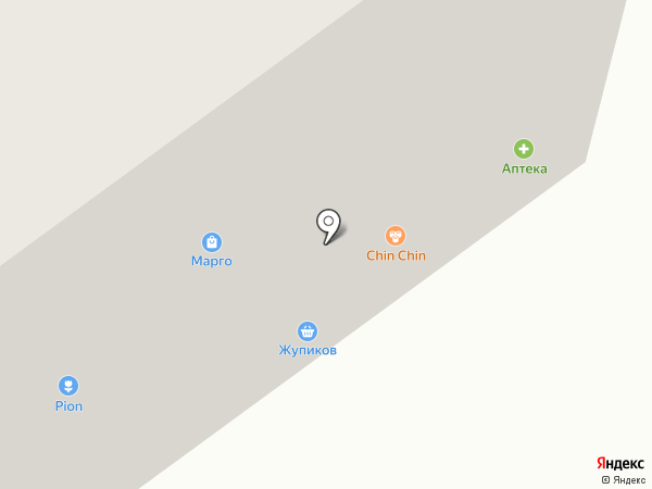 Союз Тамбовских Мастеров на карте Тамбова