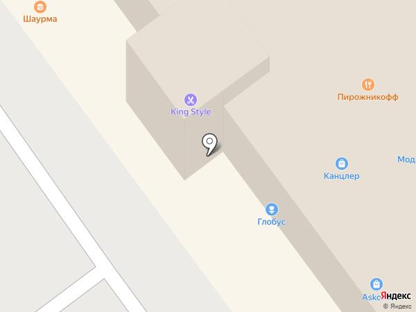 Банкомат, АКБ Авангард, ПАО на карте Тамбова