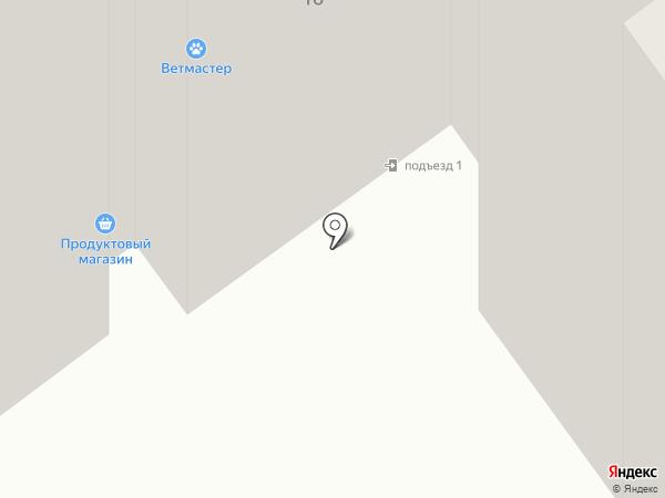 АКБ на карте Тамбова