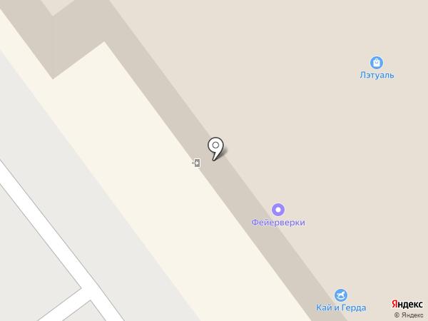 Филинкофф на карте Тамбова