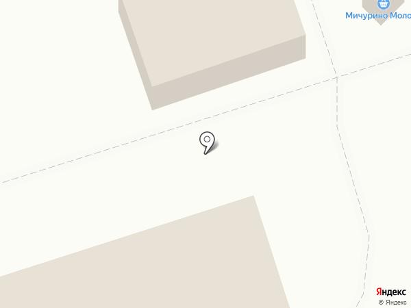ПЗС на карте Тамбова