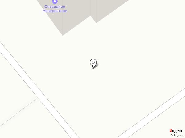 Очевидное Невероятное на карте Тамбова