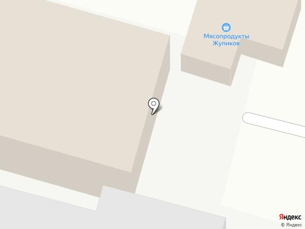 Ветеринарный центр на карте Тамбова
