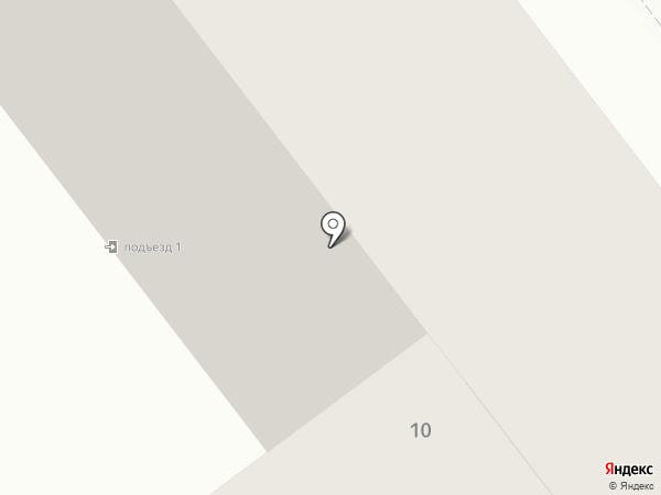 Palmary на карте Тамбова