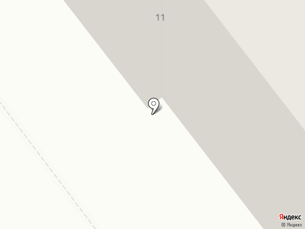 Надежда Шер на карте Тамбова