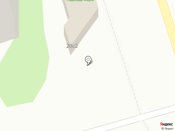 Экономная на карте Тамбова