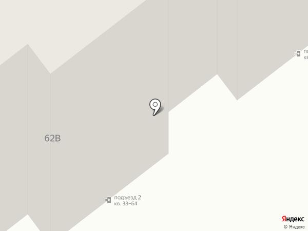 Солнечный лучик на карте Тамбова