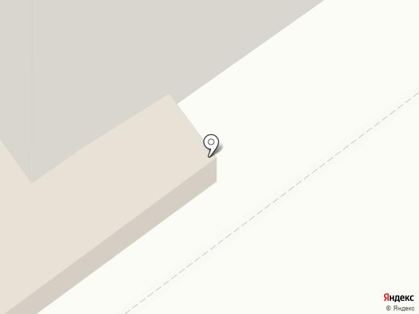 Тамбовская городская станция по борьбе с болезнями животных на карте Тамбова