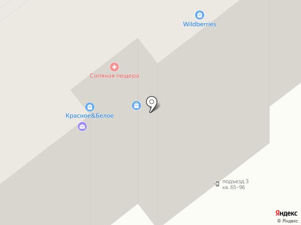 Парвати на карте Тамбова