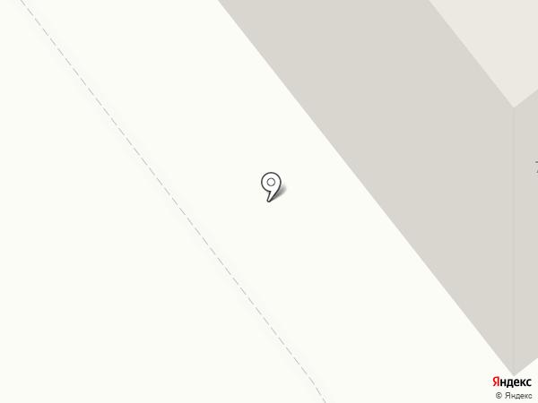 Ивашка на карте Тамбова