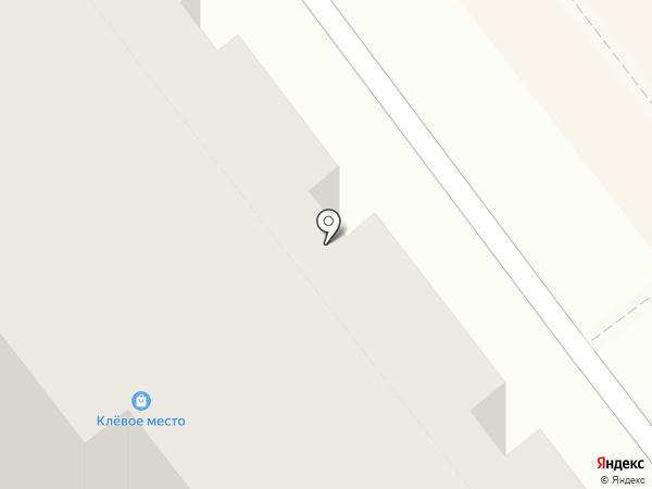 Отличник на карте Тамбова