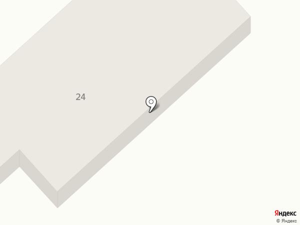 Титан на карте Тамбова