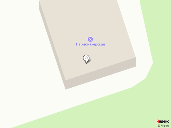 Ателье на ул. Сенько на карте Тамбова