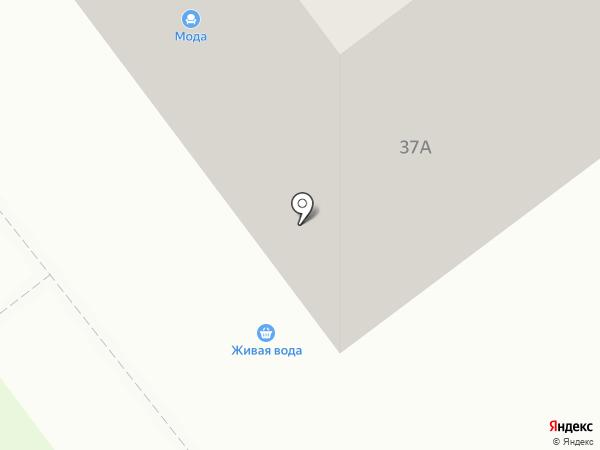 Магазин сантехники и сопутствующих товаров на карте Тамбова