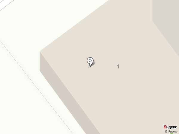 Прибой на карте Тамбова