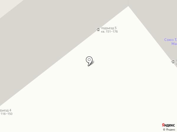 Эрнест на карте Тамбова