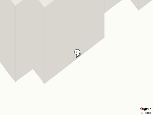 Фрея на карте Тамбова