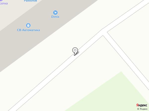 DimiX на карте Тамбова