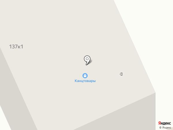 Участковый пункт полиции на карте Тамбова