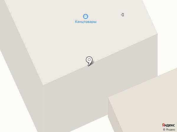 Канцтовары на карте Тамбова