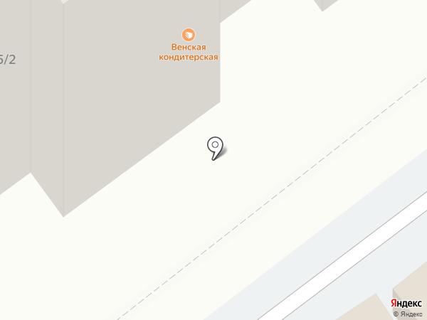 Компания грузоперевозок на карте Тамбова
