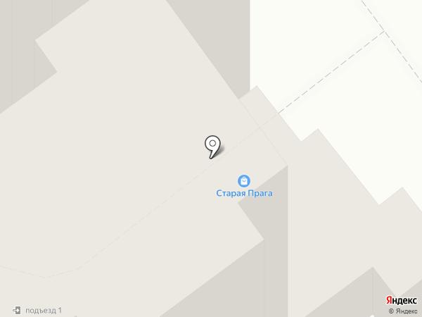 Московская Стоматологическая клиника на карте Тамбова