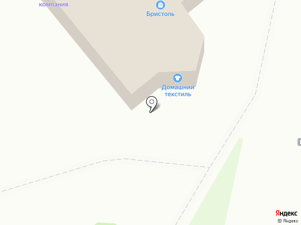Бристоль на карте Тамбова