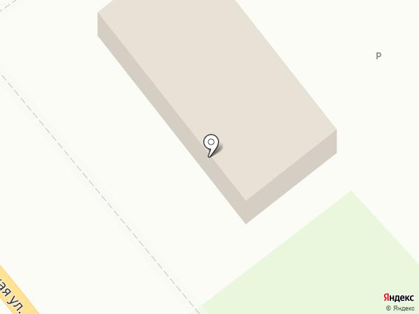 Бакаллея №1 на карте Тамбова