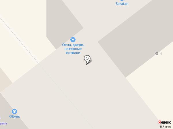 Окна Rehau на карте Тамбова