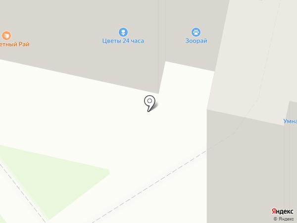 Цветочный салон-магазин на карте Тамбова