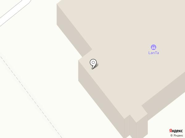Отделка на карте Тамбова