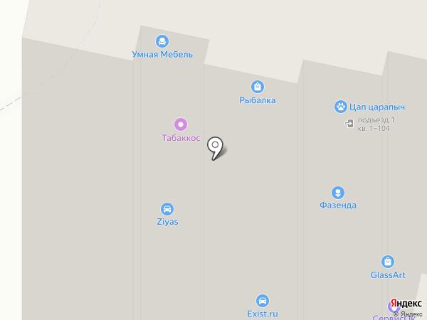 Сетелем банк на карте Тамбова