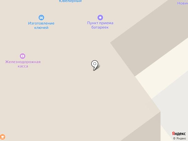 Женские штучки на карте Тамбова