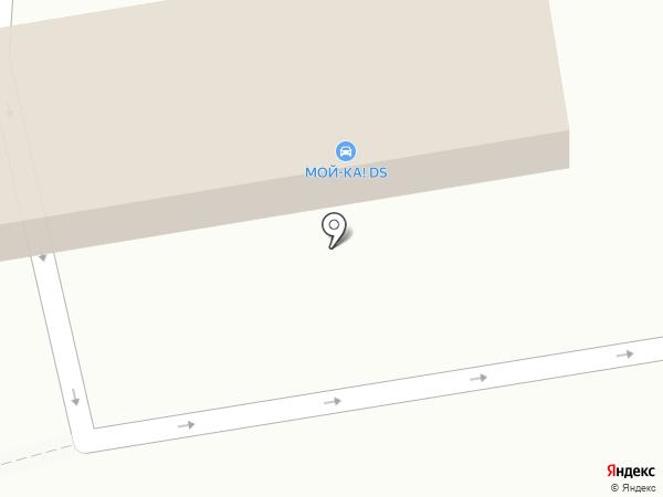 Мойcar на карте Тамбова