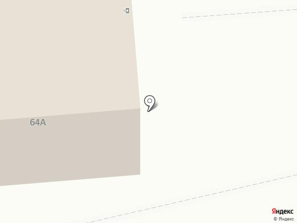 Тамбовский районный суд Тамбовской области на карте Тамбова