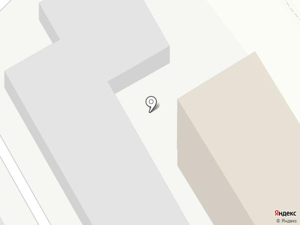 Шиномонтажная мастерская на карте Тамбова