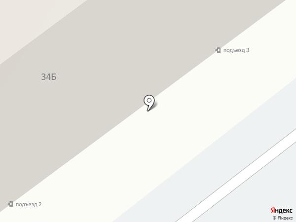 ВИЮС на карте Тамбова