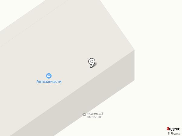 Магазин автотоваров для ВАЗ и Renault на карте Тамбова