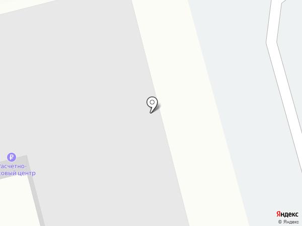 ЖЭК №6 на карте Тамбова
