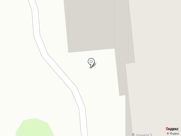 Парикмахерская на карте Тамбова