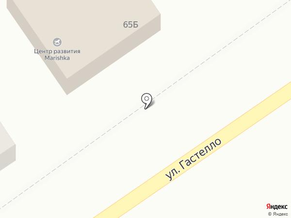 Marishka на карте Тамбова