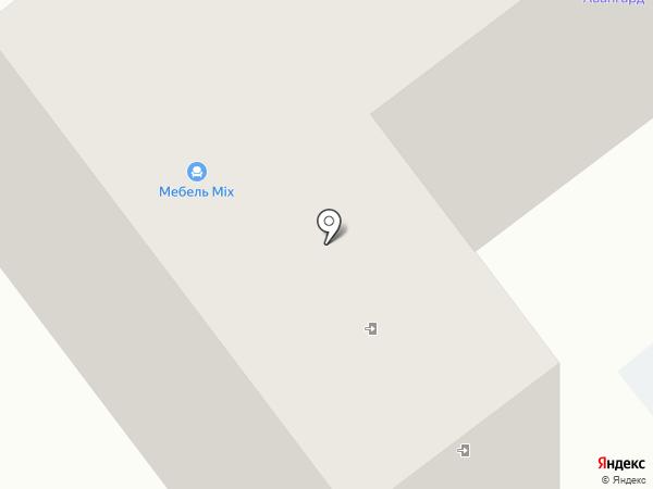 Мебель Mix на карте Тамбова