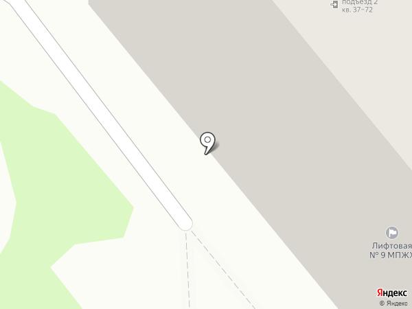 Жилкомсервис, АНО на карте Тамбова