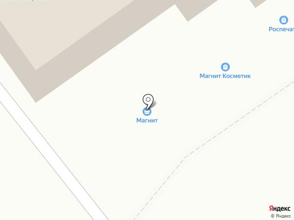 Валерия на карте Тамбова