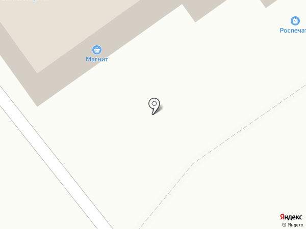 Ремонтная мастерская на карте Тамбова